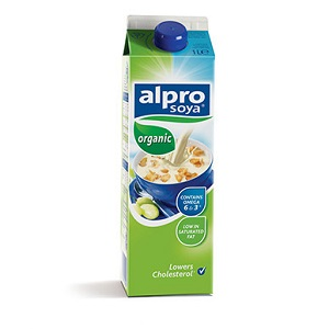 Food service impact of new alpro may contain nut for Alpro soya cuisine
