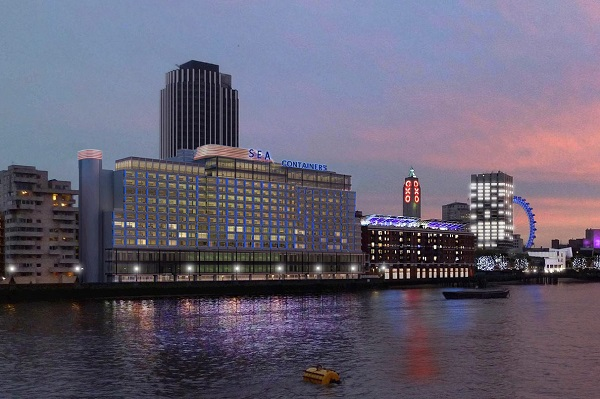 Mondrian london announces arrival of seamus mullen and mr for Boutique hotels just outside london
