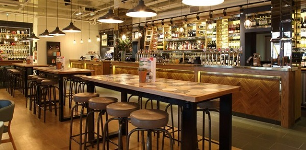 All Bar One Opens Its Doors At The O2 Greenwich