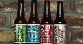 BrewDog packaging as handcrafted as its beer
