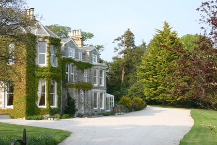 Grade Ii Listed Country House Hotel In Cornwall To Market