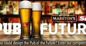 Marston's and The Sun launch Pub of the Future competition