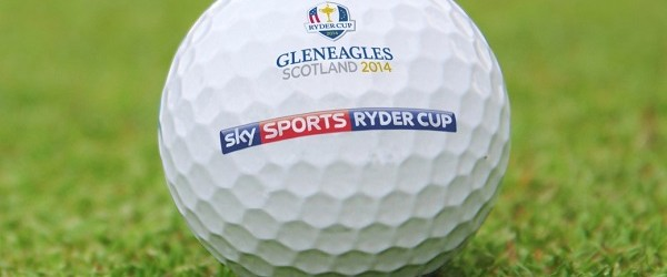 SKY SPORTS dedicates Channel to the 2014 Ryder Cup