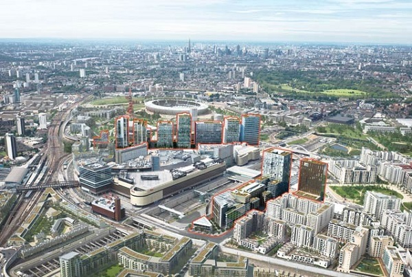 Hotels Around Stratford London