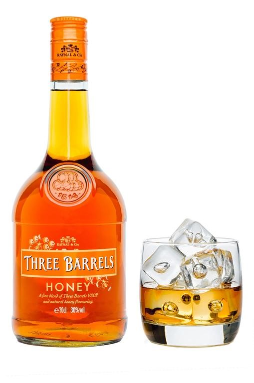 William Grant & Sons UK innovates with Three Barrels Honey