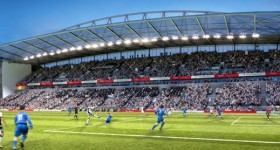 Delaware North scores at Fulham FC and innovates at Wembley