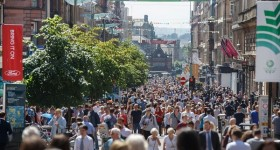 Hotel occupancy record in Glasgow for Commonwealth Games