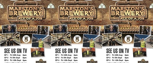 One ale of a show for Marston's