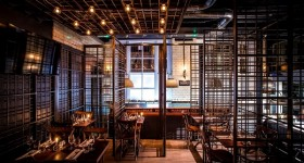 Wright Brothers Soho launches 'The Cage'