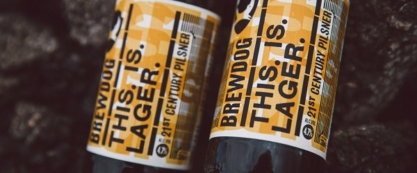 BrewDog to end 'lager lout' culture with This. Is. Lager. craft beer