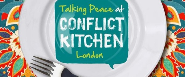 Conflict Kitchen London: peace through food