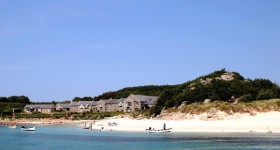 Karma Royal Group arrives in UK on St. Martin's, Isles of Scilly