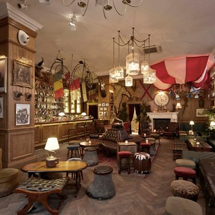 London restaurant beagle london fabled studio - Restaurant And Bar Design Awards 2014 Winners