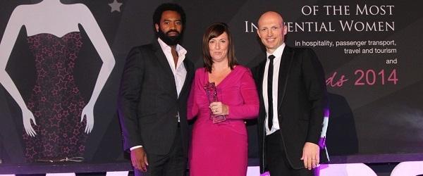 The winners of the 2014 Women 1st Shine Awards