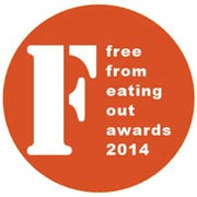 FreeFrom Eating Out Awards 2014 - the shortlist