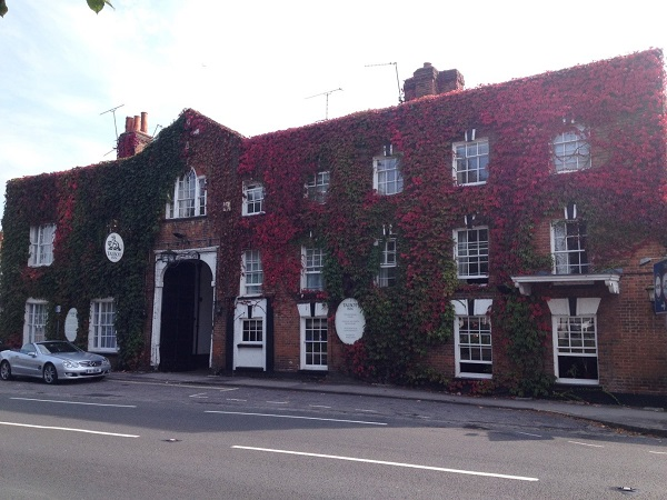 Historic 15th Century Coaching Inn Comes To Market