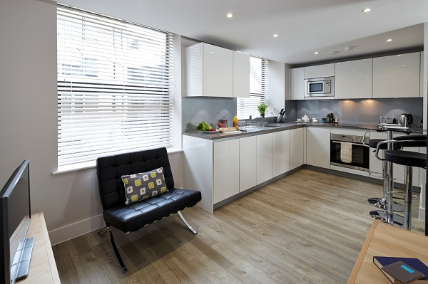 Oakwood Opens London Serviced Apartments