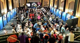 Punch Darts Classic scores with competitors and pubs
