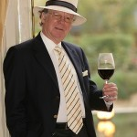 Sir Peter Michael receives Distinguished wine award