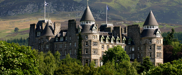 Atholl Palace Hotel listed as 'Jaw Dropping Hotel'