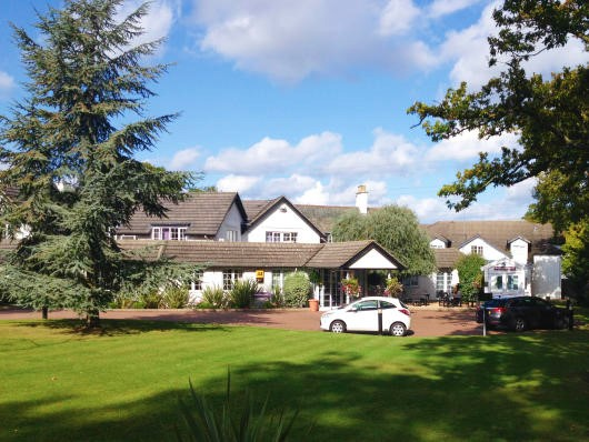 Basingstoke Country Hotel For Sale Hospitality Catering News
