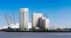 InterContinental London - The O2 will open late 2015