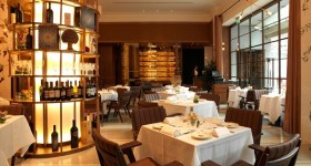 Ristorante Frescobaldi London opens in Mayfair