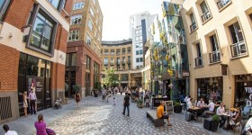 St Martin's Courtyard welcomes Department of Coffee and Social Affairs