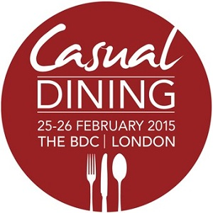 Visitor registration now open for Casual Dining 2015