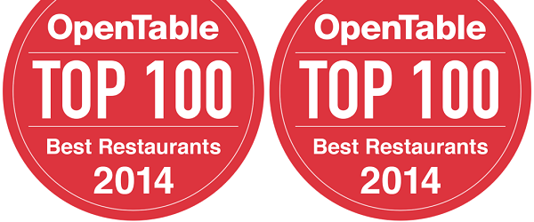 British cuisine reigns as OpenTable names Top 100 Best Restaurants 2014