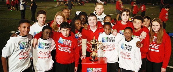 Coca-Cola to sponsor Rugby World Cup