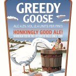 Flying sales of Greedy Goose