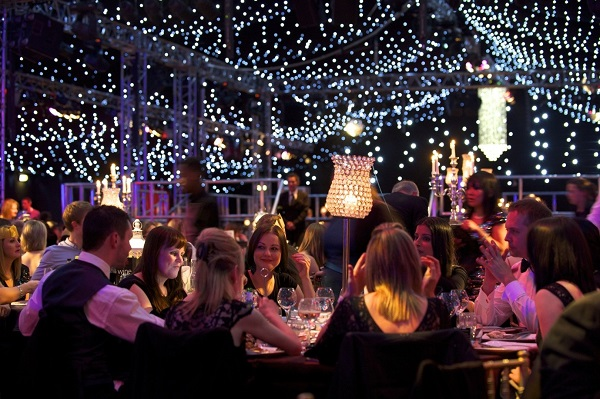 the company christmas party back in full swing for 2014