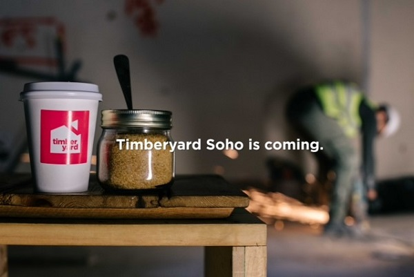 Timberyard is Best Independent Coffee shop in Europe