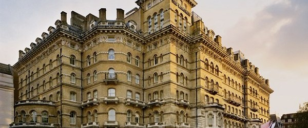 Two UK hotels feature in exclusive Conde Nast Traveler Gold List