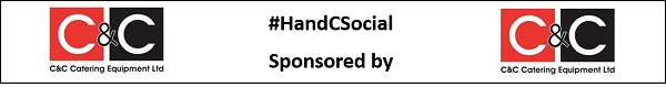 C&C Catering Equipment Sponsor #HandCSocial