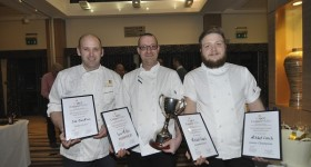 Clean Sweep for Sundial Chefs at UK Copper Skillet Competition