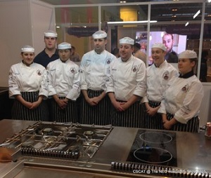 Combined Services Culinary Arts Team 2015 – The Story so Far