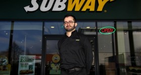 SUBWAY celebrates its 2,000th store opening in the UK and Ireland