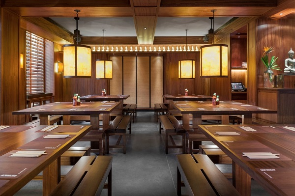 Busaba eathai opening flagship in shoreditch hospitality for Shoreditch interior design