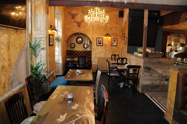 The Jolly Botanist Gin Bar And Dining Room Opens In