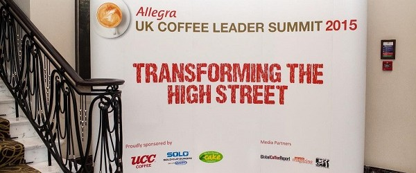 Coffee Shops integral to Transforming the High Street