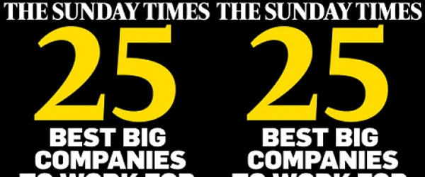 Elior UK is 21st in Sunday Times Top 25 Best Big Companies to Work For