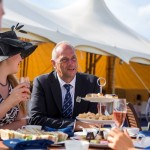 Sir Steve Redgrave takes to the water for Henley