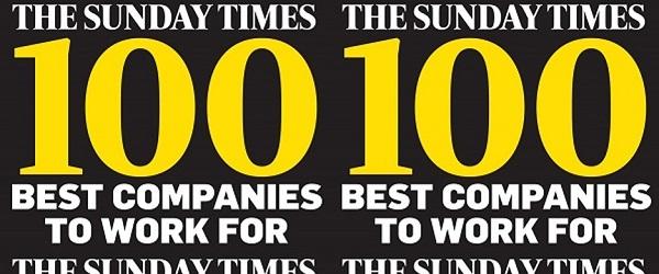 TGI Friday's tops Sunday Times Best Companies listing