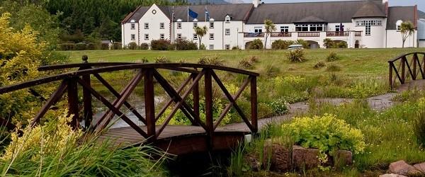 Auchrannie island resort named Scotland's top hotel