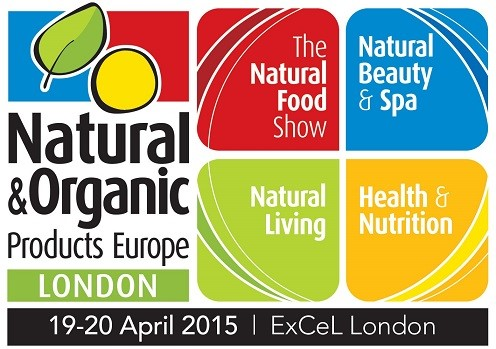 Natural & Organic Products Europe 2015 flourishes at Excel
