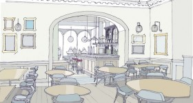 Planning approval for new Bistrot Pierre in Bath