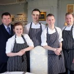 Talented young chefs join Llangoed Hall
