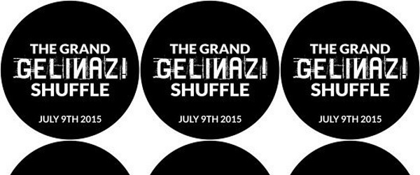 The Grand Gelinaz! Shuffle for 37 of the world's top chefs
